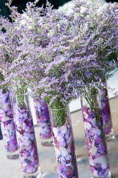 Decoracion floral para evento