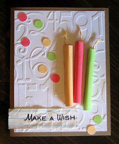 Cute DIY #Birthday #Card ~made by Sarabeth Burke using the You're So Punny stamp set./YEP, eBosser inspiration!