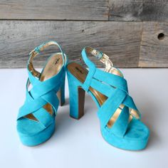 """Two words: Hot Damn. Mossimo platform 