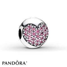 Jared - PANDORA Clip Love of My Life Sterling Silver