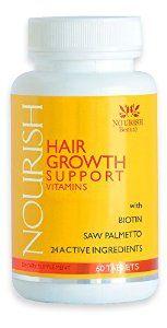 I LOVE this supplement for hair growth!http://www.amazon.com/NOURISH-Hair-Growth-Vitamins-Restoration/dp/B00IID8SBY/ref=sr_1_47?ie=UTF8&qid=1440595169&sr=8-47&keywords=rogaine+for+women