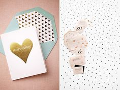 pretty @Sugar Paper stationery - Read more on One Fab Day: http://onefabday.com/sugar-paper-stationery/