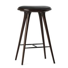 High/Low Wooden Stool