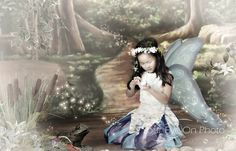 Fairy Play in the enchanted forest Enchanted, Fairies, Fairy Tales, Cinderella, Portraits, Play, Disney Princess, Disney Characters, Inspiration