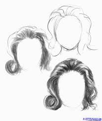 Wondrous How To Draw Hair Part 3 3 Techniques For Drawing Realistic Hairstyle Inspiration Daily Dogsangcom