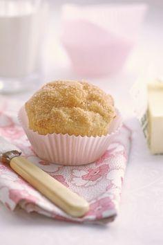 French Breakfast Puffs~1-1/2 c.flour; ½ c. sugar; 1-1/2 tsp b.p.; 1/4 tsp nutmeg; 1/8 tsp salt; 1/2 tsp vanilla; 1 egg; ½ c. milk; 1/3 C. melted butter; ¼ c. sugar; 1/2 tsp cinnamon; ½ c melted, unsalted butter. Mix flour, ½ C, b.p., nutmeg & salt in bowl. In another bowl mix vanilla, egg, milk & melted butter. Add egg mixture to flour mixture & mix just until blended.Grease muffin cups & fill 2/3 full. Bake 20-25 mins. @ 350. Melt butter. Cool muffins. Coat w/butter.Roll in cinnamon/ sugar…