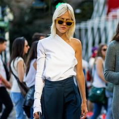 We found the best light tops for going out this spring, so you don't have to.