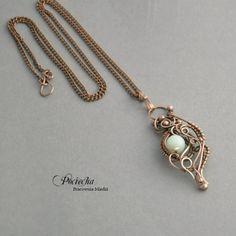 Mint - necklace with pendant - Jewelry - DecoBazaar