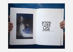 Portfolio book for photographer.