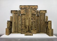 Louise Nevelson, 'An American Tribute to the British People' 1960–4