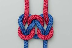 Square Knot (Reef Knot) The Basics Knots