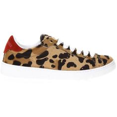 Santa Monica Sneakers (20.385 RUB) ❤ liked on Polyvore featuring shoes, sneakers, leopard, dsquared2 shoes, logo shoes, leopard shoes, leopard print sneakers and leopard sneakers