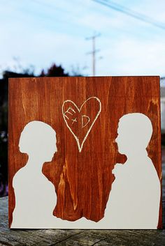 neat idea for newlyweds, etc.