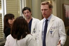 "More huge problems arise Seattle Grace-Mercy West, in the latest installment of ""Grey's Anatomy"". Read my review HERE!  #examinercom #Greys # GreysAnatomy #ABC"