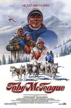Toby McTeague Stars: Yannick Bisson, Winston Rekert, Andrew Bednarski, Stephanie Morgenstern ~ Director: Jean-Claude Lord (Nominated for 2 Genie Awards) Great Films, Lord, Actors, Baseball Cards, Movie Nights, Movies, Movie Posters, Awards, Films