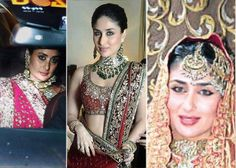 Kareena Kapoor's wedding: The bride wore Manish Malhotra