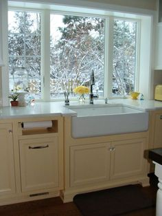 Andersen Windows add the perfect touch to your kitchen. … | Our Futu…