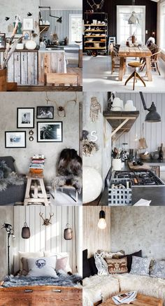 nordic style This is so what I want my house to look like. My house will never be very tidy, always a thing lying here and there. Style Norvégien, Norwegian House, Norwegian Style, Home Goods Decor, Home Decor, Scandinavian Living, Love Home, Nordic Style, Scandinavian Interior