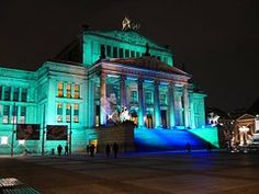 Sala De Conciertos, Berlín