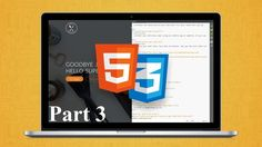 HTML5 and CSS3 Beginners Tutorial From Scratch Part 3