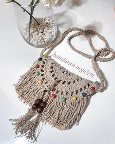 Crochet Handbags, Crochet Purses, Mini Pochette, Macrame Bag, Knitted Bags, Smocking, Hand Embroidery, Tatting, Purses And Bags