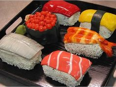 Amazing Cakes that look like real food!