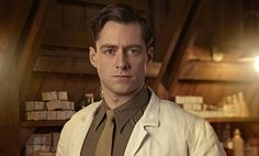 Richard Rankin, The Crimson Field (let's be honest this is really just an excuse to pin that face)