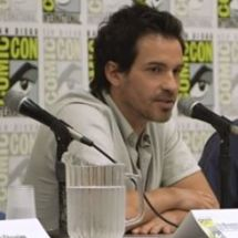 Santiago Cabrera at Comic Con 2017