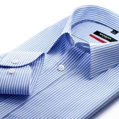 Executive Men's Shirt Bespoke Shirts, Business Shirts, Men Clothes, Dress Shirts, Striped Dress, Men Fashion, Cloths, Dreams, Suits
