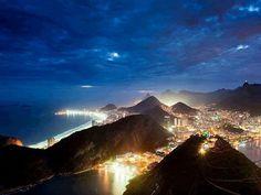 """Breathtaking View Of  """"Rio de Janeiro"""""""