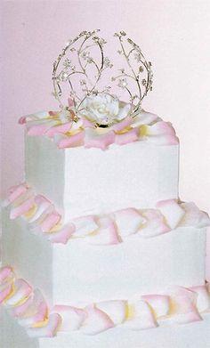 Unique Wedding Cake Decorations