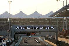 2012 Etihad Airways Formula 1 Abu Dhabi Grand Prix