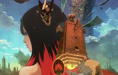 Raven's Gravity Rush 2 story will be free DLC, drops in March