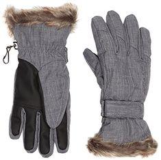 4ee2db21b54ccd 04052928587190 Bei Amazon | Ziener Damen KEM Mitten Lady Glove Handschuh,  Grey Melange, 6 | 04052928587190