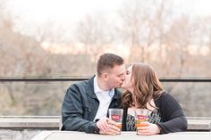 HOW adorable are these two!? Elizabeth  Nick's Mill St. Brewry engagement is on the BRAND NEW BLOG this morning!!! PS. if anyone finds any glitches with it please email me! nicole@nicoleamanda.ca  #naweddings #linkinbio | https://www.instagram.com/p/BFOkj4Hqugv/