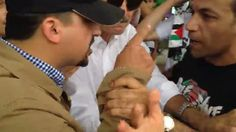 8/3/14 - The Right Pundit: NEW VIDEO- Pro-Israel U.S. Marine Attacked by Pro-Palestinian Demonstrators Outside White House