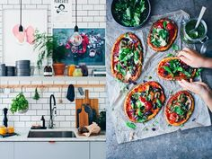 Granit hos Green Kitchen Stories | Hannasroom.com | Bloglovin'