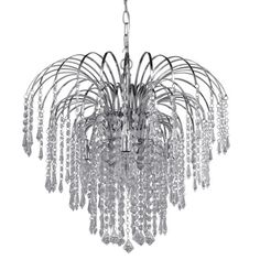 I pinned this Olivia Chandelier from the Winter Reflections event at Joss and Main!