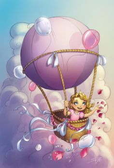Birthday balloon by Sabinerich on deviantART