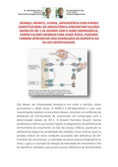 Igf 1 não é infalível para o diagnóstico da deficiência de gh em criança,infantil,juvenil by VAN DER HAAGEN via slideshare