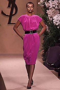 Spring 2001 Couture