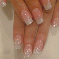 False nails have the advantage of offering a manicure worthy of the most advanced backstage and to hold longer than a simple nail polish. The problem is how to remove them without damaging your nails. Marriage is one of the… Continue Reading → Love Nails, How To Do Nails, Fun Nails, Wedding Nails Design, Wedding Pedicure, Wedding Nails For Bride, Neutral Wedding Nails, Wedding Designs, Simple Wedding Nails