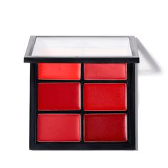 M·A·C Pro Lip Palette Editorial Reds