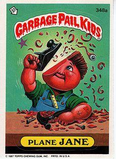 jim equipment garbage pail kids | media.martinsimmons.net - /Pictures/Garbage Pail Kids/