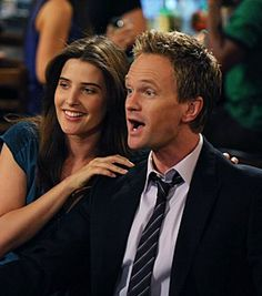 HIMYM... do you think Robin and Barney will end up together?