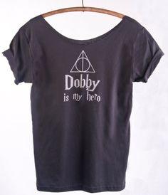 T-shirt Dobby mon héros