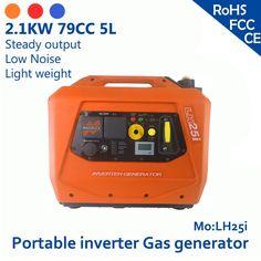 653.00$  Buy now - http://alik4n.worldwells.pw/go.php?t=32694556681 - 2.4KW 79cc 5L 120V or 230V LCD screen simple operation feul gauge USB port or Cig socket small portable inverter gas generator