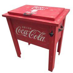 rogeriodemetrio.com: Coca Cola Refrigerador Vintage
