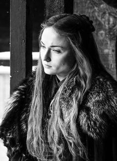 """New still of Sansa Stark in Game of Thrones S7"" 