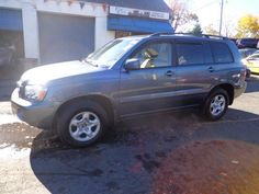 Check out this 2006 Toyota Highlander Only 69k miles. Guaranteed Credit Approval or the vehicle is free!!! Call us: (203) 730-9296 for an EZ Approval.$12,995.00.